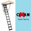 Чердачная лестница SOLID TERMO — 60-120-280