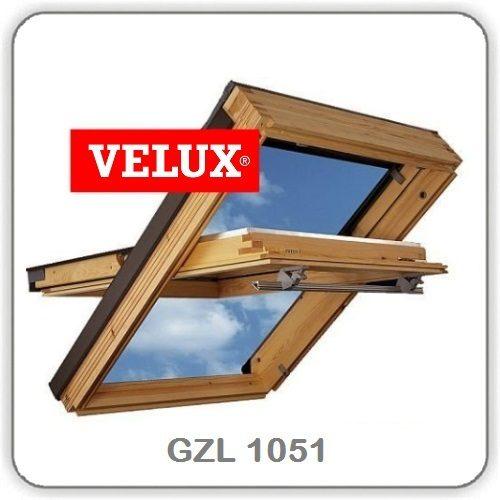 Мансардное окно Velux GZL 1051 Стандарт - 55*98