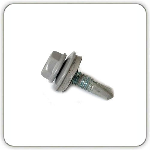 Саморез по металлу 4,8-19 – RAL 7004 цена