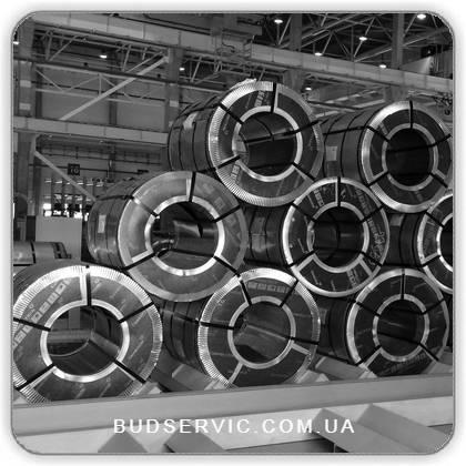 цена RAL 7024 - Рулонная сталь - гладкий лист с полимерным покрытием