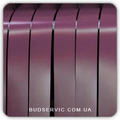 цена Штрипс – 625, 416 – RAL 3005 – штрипсованный плоский лист