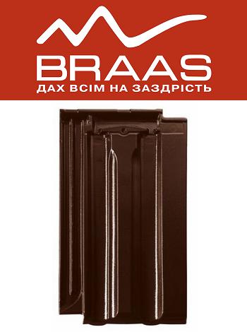 Braas Granat 13v Тек Глазурь - Керамическая черепица