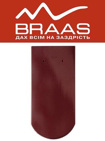Braas Opal - Бук Глазурь - Керамическая черепица