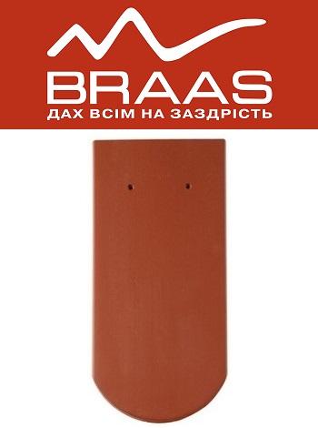 Braas Opal - Медь Ангоб - Керамическая черепица