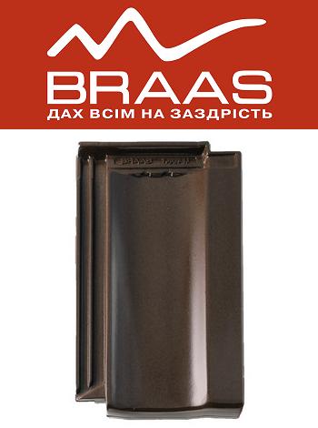 Braas Topaz 13v – Тек Глазурь – Керамическая черепица