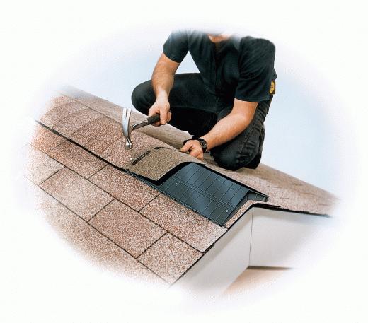 Кровельные работы - монтаж крыши