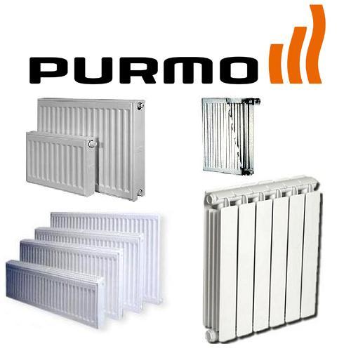 Пурмо - радиаторы отопления