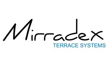 Террасная система Mirradex Миррадекс Киев ООО ТК БУДСЕРВИС