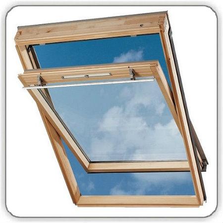 Фото Мансардное окно VELUX GZL 1059, 66-118 см