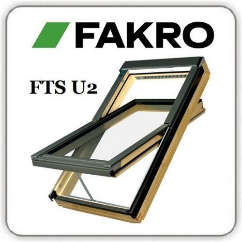 Мансардное окно ФАКРО FTS U2 - 55*98
