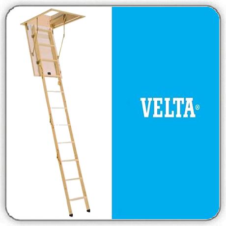 Чердачная лестница Velta Комфорт NLL 5620