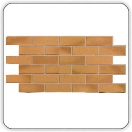 Фасадные панели Деке BERG (ГОРА) — цвет Золотистый