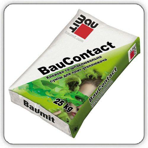Смесь армирующая Baumit BauContact, 25 кг