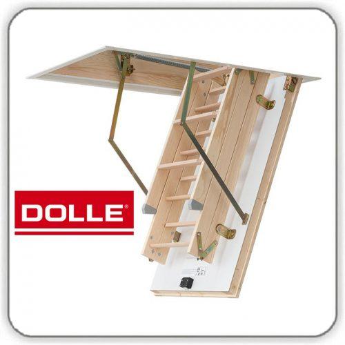 Чердачная лестница Долле SW 56