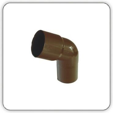 Колено Plastmo - 125-90 - Будсервис