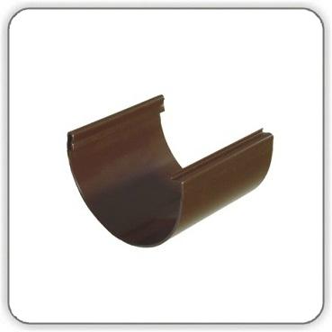 Соединитель желоба Plastmo - 125-90 - Будсервис