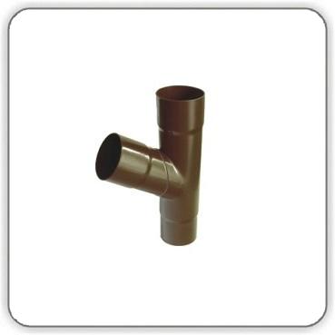Тройник трубы Plastmo - 125-90 - Будсервис