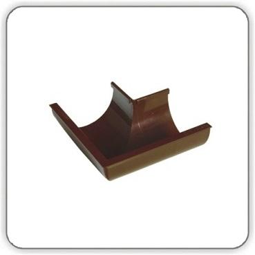 Угол желоба 90 гр наружный Plastmo - 125-90 - Будсервис