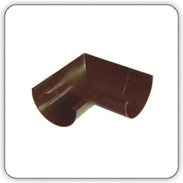 Угол желоба 90 гр внутренний Plastmo - 125-90 - Будсервис