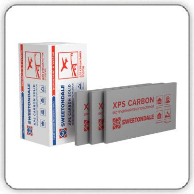 Пенополистирол экструдированный XPS ТехноНИКОЛЬ CARBON SOLID 500 1180х580х60-L Тип А - Будсервис