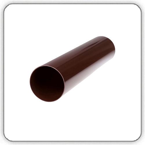 Труба водосточная 3000 мм - Profil 130-100 - Будсервис