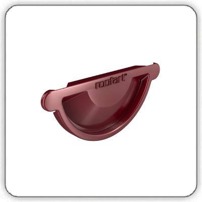 Заглушка желоба - ROOFART 125-87
