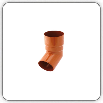 Колено трубы - Бриза 125-90