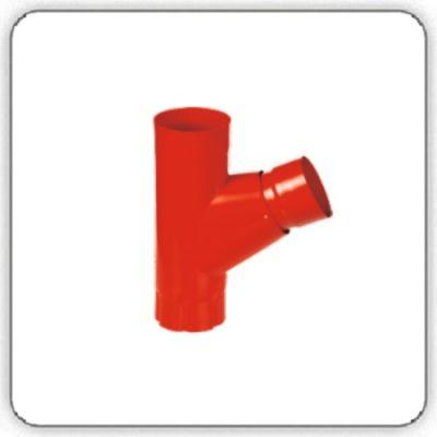 Тройник трубы - Асса - 125-87 - Будсервис