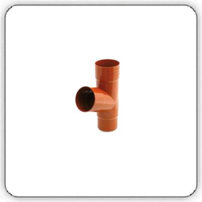 Тройник трубы - Бриза 125-90