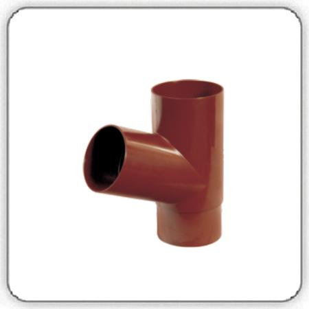 Тройник трубы - Изабелла 128-100