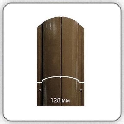 Штакетник металлический Словакия 0,45 мм
