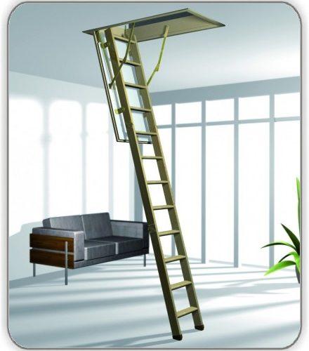 Чердачная лестница Roto Esca 11 ISO-RC - 70-120-285 см
