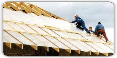 Гидробарьер для крыши из металлочерепицы - Будсервис