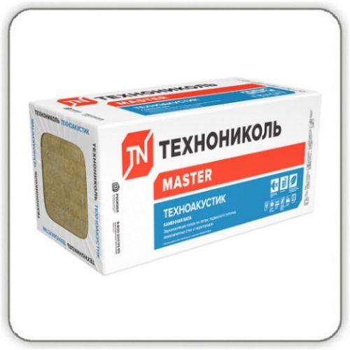 Технониколь Техноакустик 1200-600-50 мм (5,76 м2-уп)