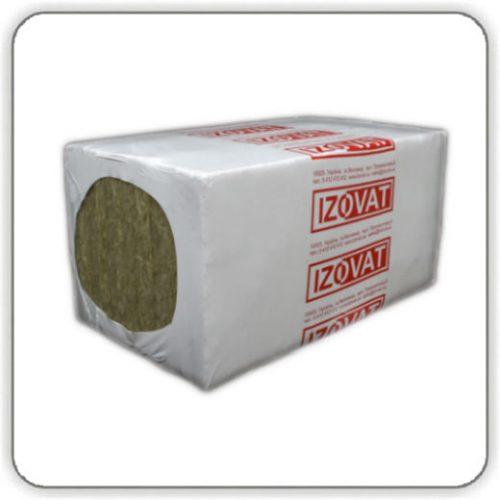 Утеплитель Изоват 80 – 1000-600-100 мм – (1,8 м2-уп.) – базальтовая вата