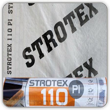 Паробарьер Стротекс PI 110 (75 м2-рулон)