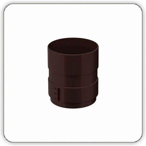 Муфта трубы - Galeco PVC 80 цена