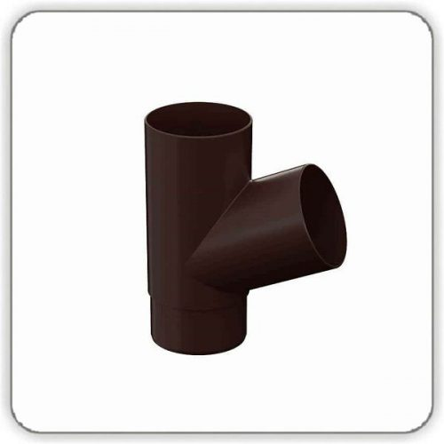 Тройник - Galeco PVC 100 цена