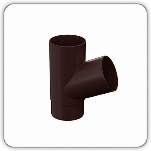 Тройник - Galeco PVC 80 цена