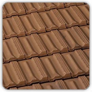 Браас Monier Марсель 13 - Состареный коричневый цена