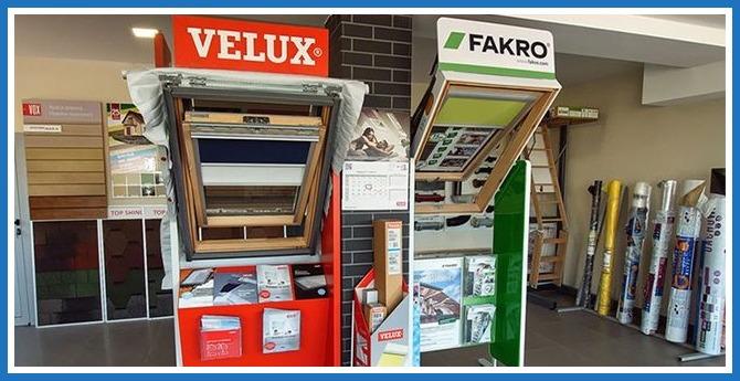 Fakro или Velux